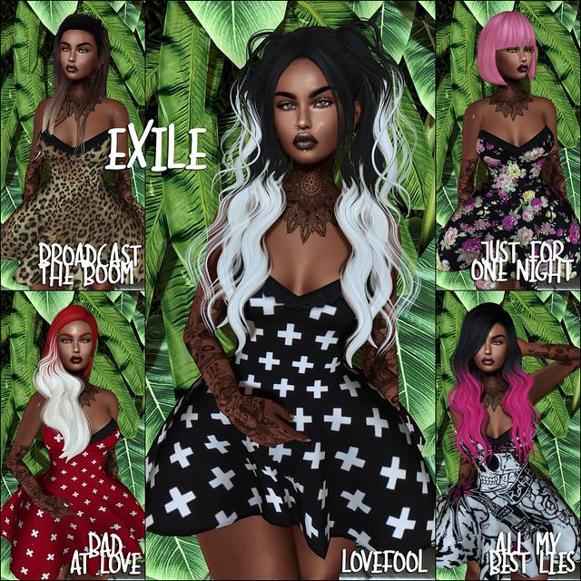 Exile - Hair Fair 2017