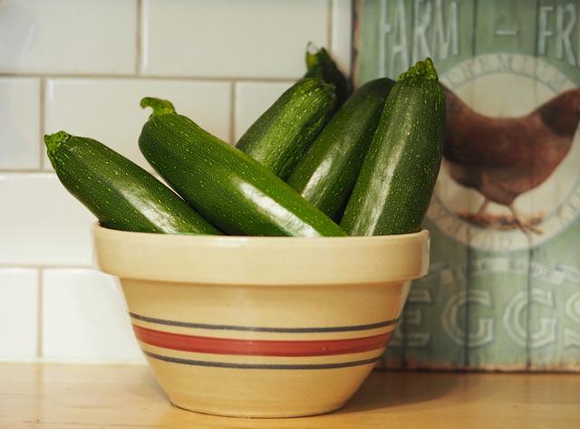 zucchini bowl