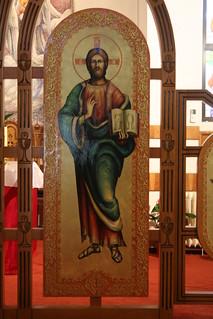 Iconostase Manastirea din Oradea - Iconosemne Orizontale, Sacru