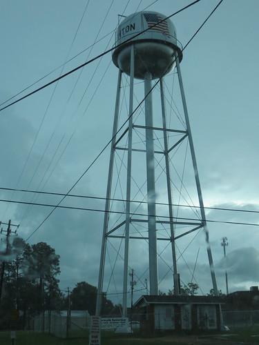 Municipal Water Tower Newton AL