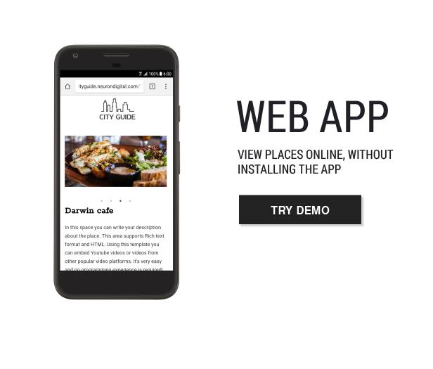 NeuronDigital - We build Android App Templates