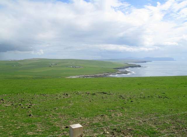 View South from Marwick Head, Orkney
