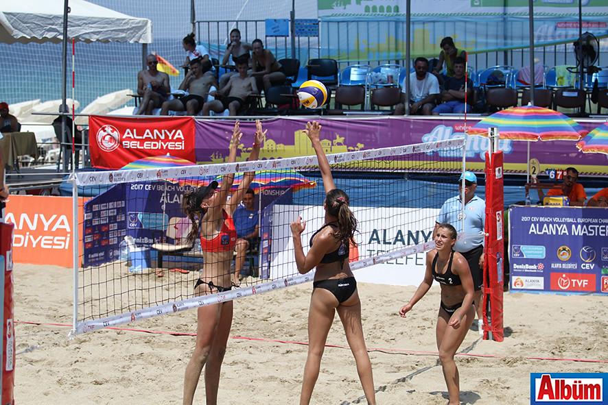 2017 CEV Bayanlar Plaj Voleybolu Avrupa Şampiyonası-10