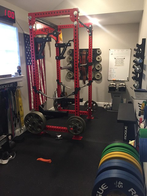 Garage gym question too small bodybuilding forums