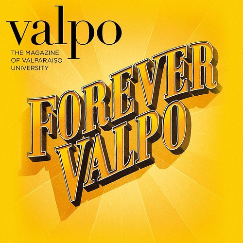 The Spring/Summer issue of the VALPO Magazine is here! It has arrived at homes across the country, and the online edition is available now at valpo.edu/valpomag. Explore the issue for campus, alumni, and Forever Valpo: The Campaign for Our Future updates