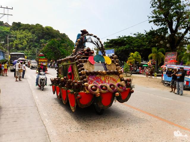 Jagna Calamay Festival Parade