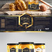 Nectar honey packing branding