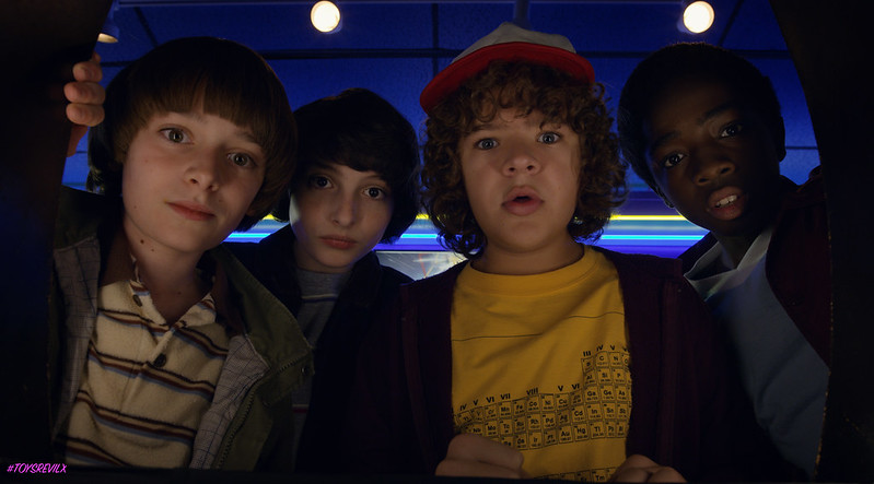 Stranger Things 2 Promo Still