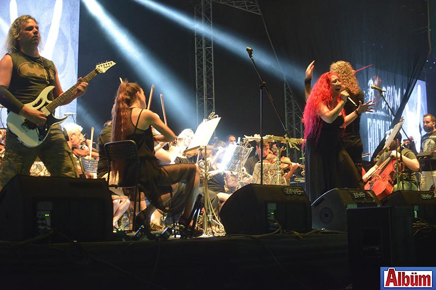 Bodrum Rock Festivali ile sallandı-12