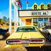 Route 66 Restaurant by Thomas Hawk