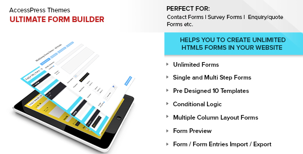 Ultimate Form Builder v1.1.4