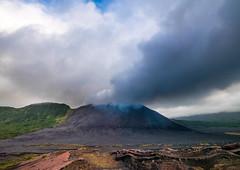 Eruption of mt Yasur volcano, Tanna island, Mount Yasur, Vanuatu