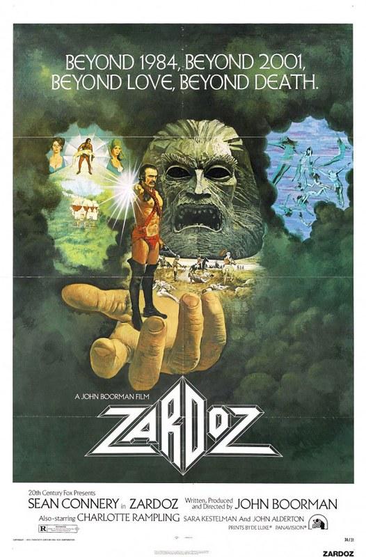 Zardoz - Poster 1