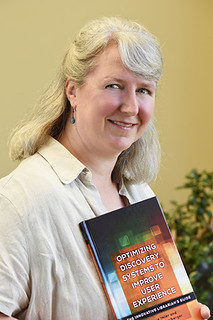 Fri, 07/21/2017 - 09:45 - Michelle Eichelberger, co-author and GCC's systems and electronic services librarian and associate professor