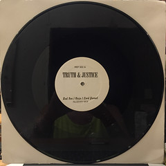RED FOX:TRUTH & JUSTICE(NUBIAN REMIX)(RECORD SIDE-A)