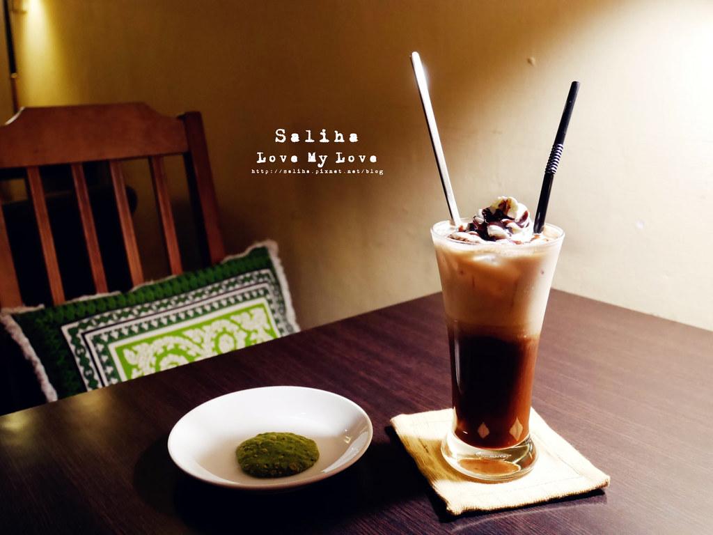 台北市中山站附近不限時下午茶輕食Apartment Cafe公寓咖啡館