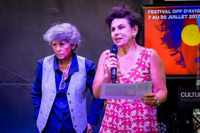 Remise des prix de la 11ème édition des coups de cœur du Club de la Presse du Grand Avignon - Vaucluse