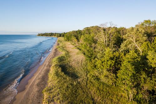 Lake Michigan Morning