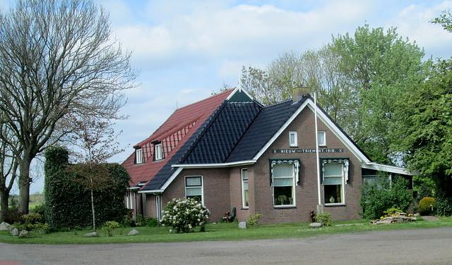 Dutch house 1918