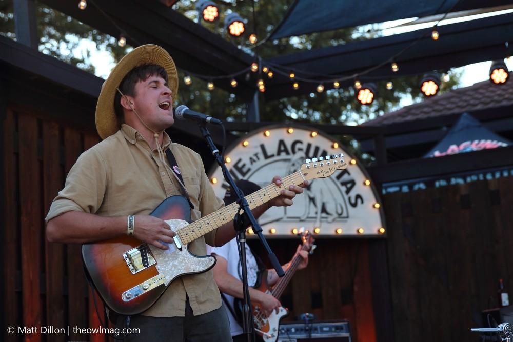 Dick Stusso @ Lagunitas Brewery, Petaluma 7/25/17