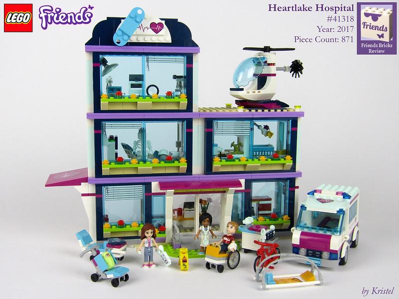 Heartlake Times Review 41318 Heartlake Hospital
