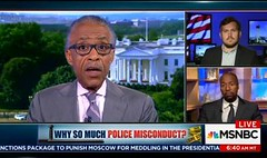 MSNBC Wrongly Claims 'Majority' of Police Killings Hit 'People of Color'