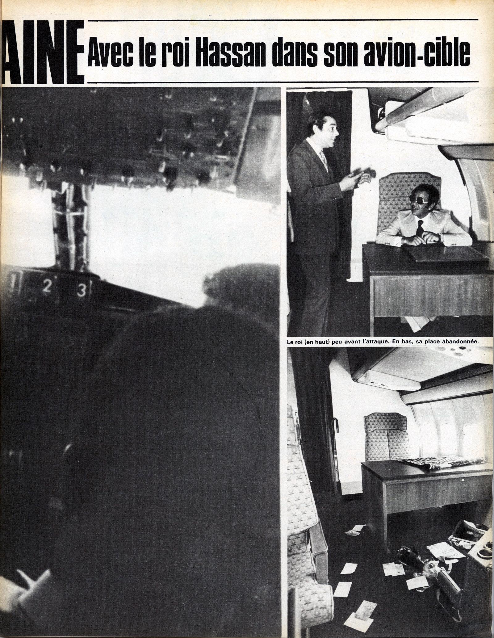 Tentative de coup d'État Boeing Royal vs F-5A/B Opération Borak le 16 août 1972 36090614586_28a704b7b0_o