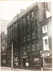 Leman Street Police Station photograph undated Catalogue Reference MEPO 14 36