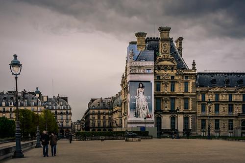 Conscious, Paris