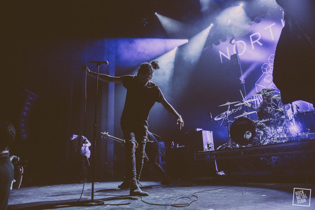 29.07.17 // Northlane @ Vogue Theatre, Vancouver