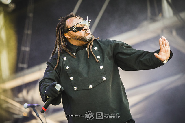 Skindred @ Hellfest 2017, Clisson | 18/06/2017