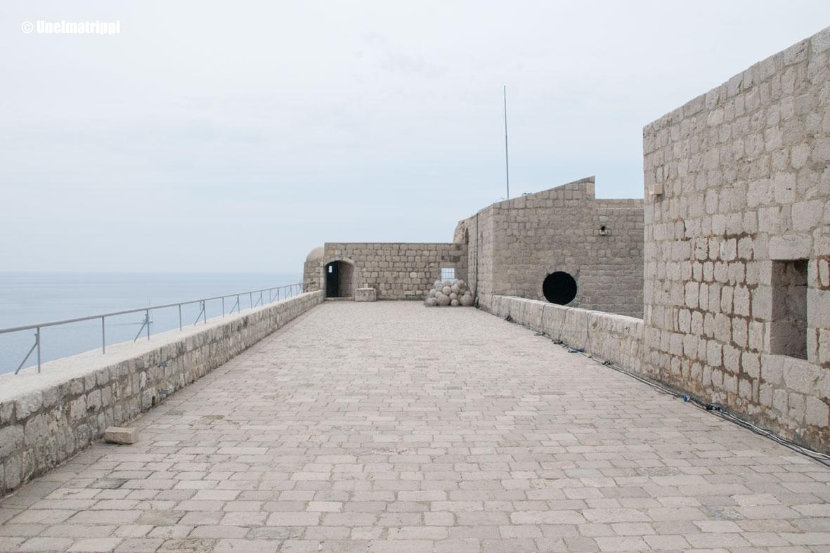 20170724-Unelmatrippi-Dubrovnik-Fort-Lovrinejac-DSC0181