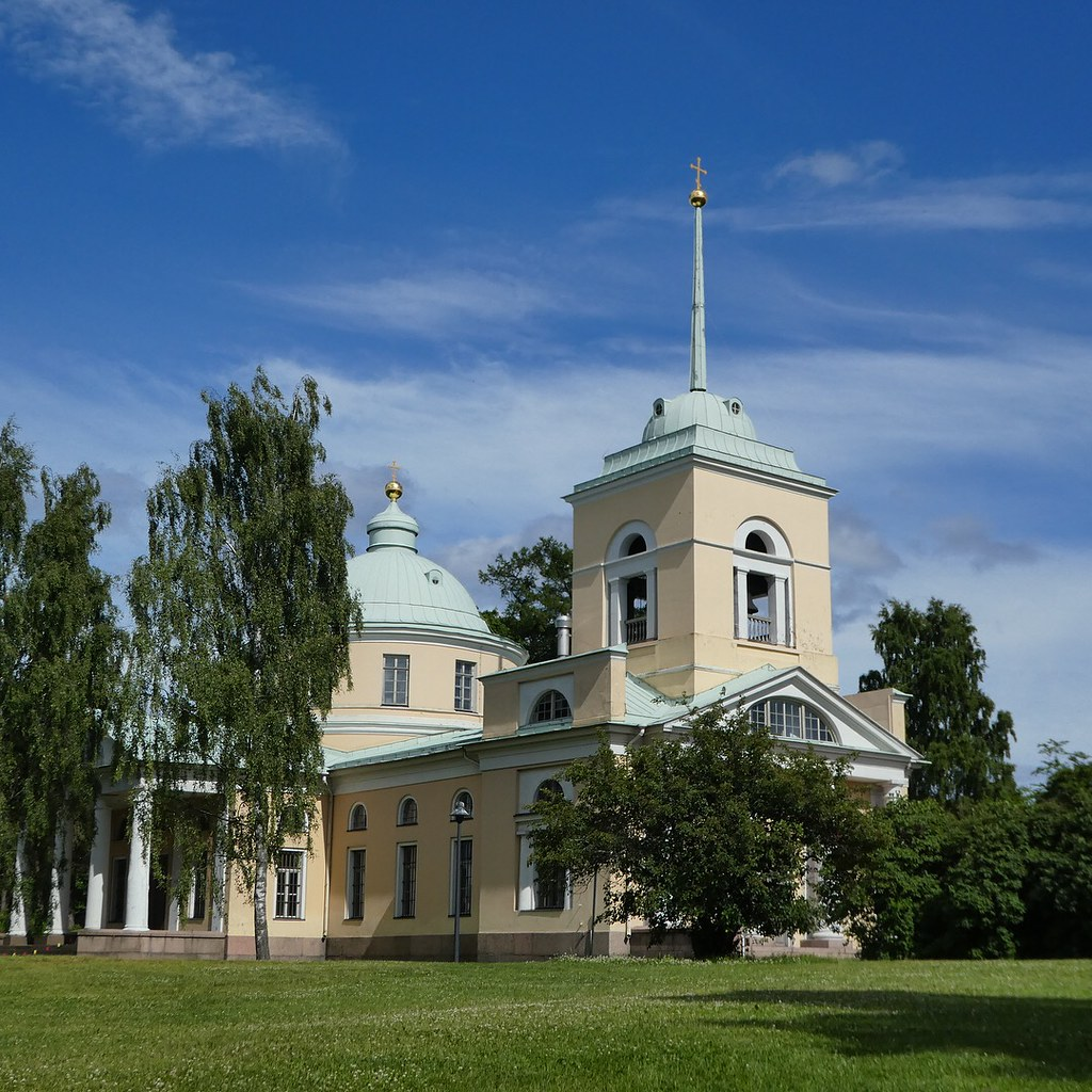 Orthodox Church of St. Nicholas, Kotka