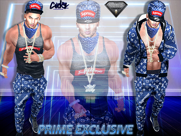Blue Exclusive Prime Aesthetic Outfithttps://marketplace.secondlife.com/p/RCBlue-Prime-Aesthetic- - SecondLifeHub.com