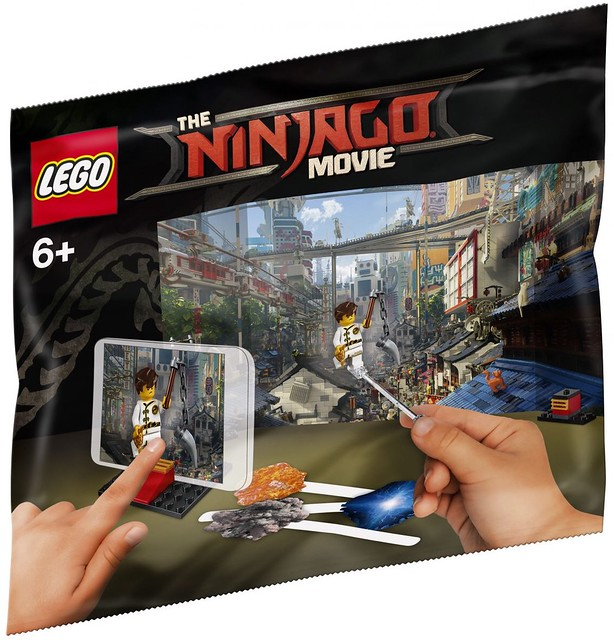 The LEGO Ninjago Movie Polybagi 3