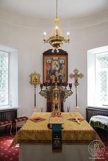 Божественная литургия 115