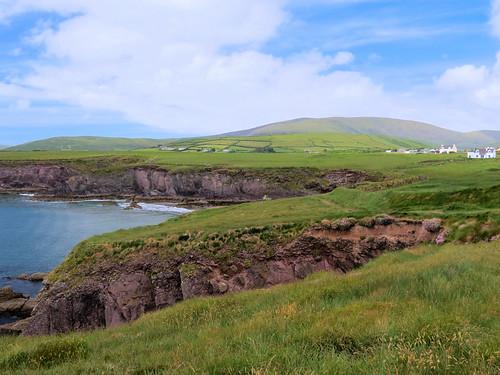 ireland éire eire kerry chiarraí county chorcadhuibhne gaeltacht sea bay harbor wildatlanticway andaingean daingeanuíchúis beenbawn binban corkaguiny ciarraí