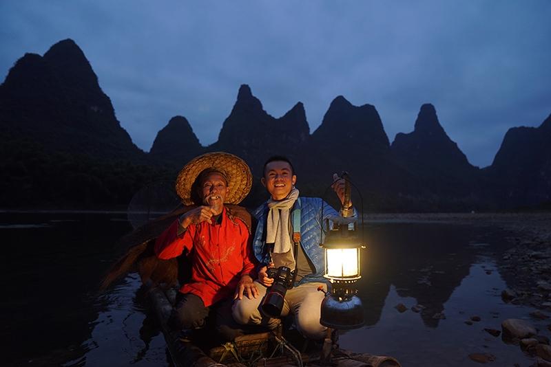 Nhiếp ảnh gia Tâm Bùi - Lạc lối ở Quế Lâm - Trung Quốc