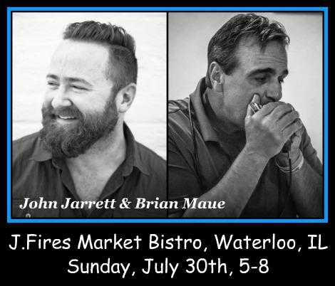 John Jarrett & Brian Maue 7-30-17