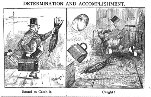 determination and accomplishment (1879)