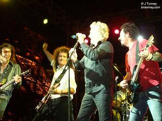 Brian May & Roger Taylor @ Las Vegas - 2004