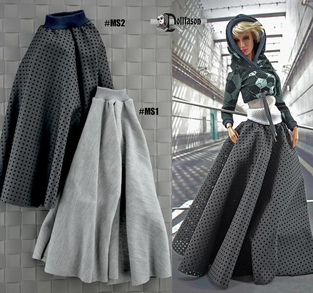 Maxi-skirtCAT