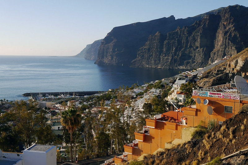 The Amazing Cliffs of Los Gigantes