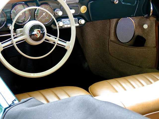 Porsche 356A Cabriolet Misselwood 4