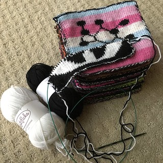 2016 GAL Blanket Progress