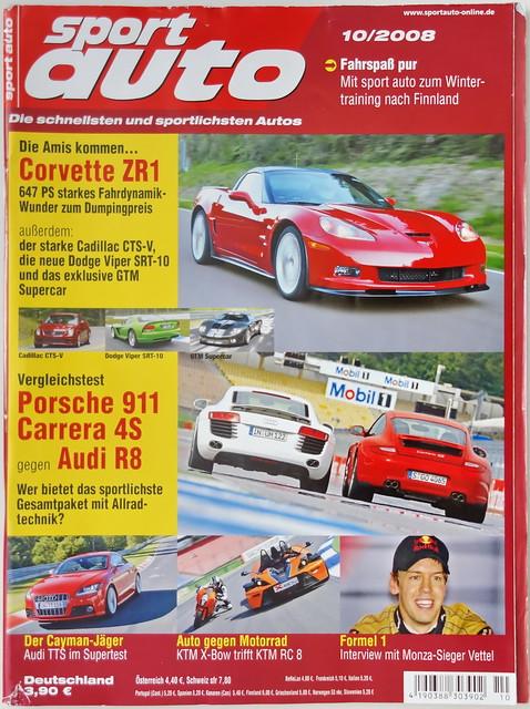 sport auto 10/2008