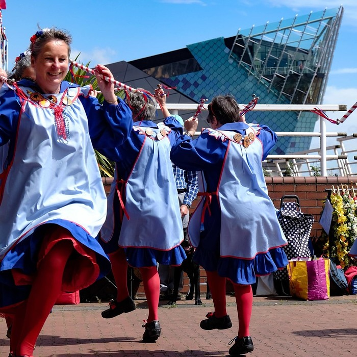 Hull Folk and Maritime Festival © Nick Lickiss