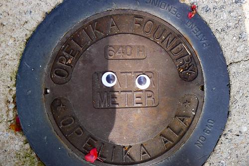 Googly-Eye Bombing Downtown Greenville-110