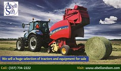 Best selection of tractor and equipment for sale