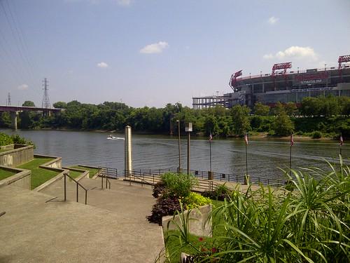 Nashville Cumberland River-20170722-05516